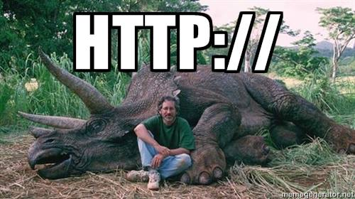 Spielberg uccide l'http.